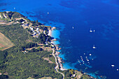 France, Brittany, Morbihan. Groix island.
