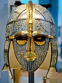 Replica of the Anglo Saxon Sutton Hoo Helmet