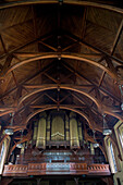 Hutchings-Votey Organ, Sayles Hall, Brown University, Providence, Rhode Island, USA