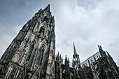 UNESCO World Heritage Cathedral cathedral, Cologne, North Rhine-Westphalia, Germany
