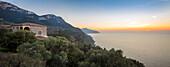 Sa Foradada, Deià, Serra de Tramuntana(UNESCO-Welterbe), Westküste, Mallorca, Balearen, Spanien