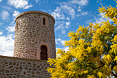 Esporles, Serra de Tramuntana (UNESCO-Welterbe), Mallorca, Balearen, Spanien