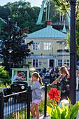 Liseberg amusement park, Sweden