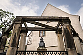 UNESCO World Heritage Martin Luther towns, house where reformer Martin Luther was born, Eisleben, Saxony-Anhalt, Germany