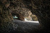 UNESCO World Heritage Ice Age Caves of the Swabian Alb, Lone Valley, Baden-Wuerttemberg, Germany