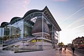 France, South-Western France, Bordeaux, Courthouse, Mandatory credit:  architect Richard Rogers (1998)