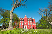 Hotel Spyker, Jasmund, Ruegen Island, Mecklenburg-Western Pomerania, Germany