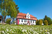 Birthplace of Ernst-Moritz-Arndt, Groß Schoeritz, Ruegen Island, Mecklenburg-Western Pomerania, Germany