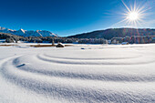 Lake Gerold, Bavaria, Germany