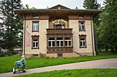 Oberstdorf, Villa Jaus, Exhibition, Shopping Mall, Allgaeu, Art, Modern Art, Traveling Exhibition, Holiday, Alps, Bavaria, Germany