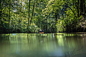 Spreewald Biosphere Reserve, Germany, Hiking, kayak tours, Local Recreation Area, family holidays, family outing, paddling, rowing, wilderness, excursion, day trip, river landscape, beech grove, kayakers, tourism
