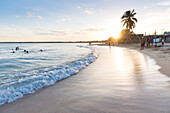 beach at Playa Larga, family travel to Cuba, parental leave, holiday, time-out, adventure, Playa Larga, bay of pigs, Cuba, Caribbean island