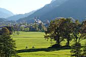 Near Aschau at Chiemgau Alps, Bavaria, Gemany