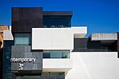 Der neue Anbau der Museum of Contemporary Art, Sydney, New South Wales, Australien