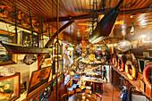 Zur Kogge, famous harbor bar and restaurant , Rostock , Mecklenburg-Vorpommern