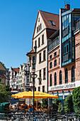 Likoerfabrik, Cafe, Restaurant, Rostock , Mecklenburg-Vorpommern
