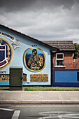 murals in Eastern Belfast, Northern Ireland, United Kingdom, Europe