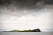 bizarre island close to Wine Beach, Dingle Peninsula, Slea Head Drive, County Kerry, Ireland, Wild Atlantic Way, Europe