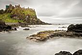 Dunluce Castle, Northern Ireland, United Kingdom, Europe