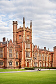 Queen's university, Belfast, Northern Ireland, United Kingdom, Europe