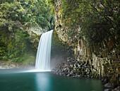 Cascade la Paix, Reunion, France