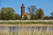 Lighthouse at  Baltic Sea, Kellenhusen,  Schleswig Holstein, Germany