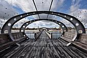 Pier on Baltic Sea, Kellenhusen,  Schleswig Holstein, Germany