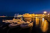 Gallipoli, province of Lecce, Salento, Apulia, Italy.