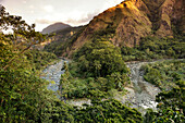 INDONESIA, Flores, the 10 Kilometer River by the Transflores Hwy outside of Ende, Kilimutu National Park