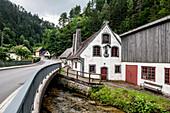 historical smithy, Ybbsitz, Austria, Europe