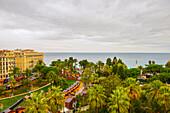 Hotel Le Negresco; Nice, Cote D'azur, France