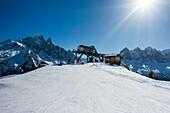 Brevent-Flegere Ski Area; Chamonix, France