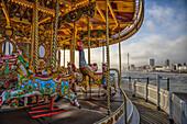 Brighton Pier Merry-Go-Round; Brighton, England