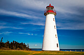 Point Prim Lighthouse; Prince Edward Island, Canada