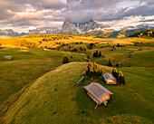 Alpe di Siusi/Seiser Alm, Dolomites, Kastelruth, South Tyrol, Italy