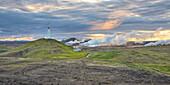 Geotermal energy,Reykianes peninsula, Western Iceland,Iceland