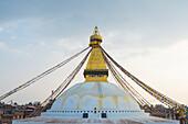 Stupa of Boudhnath,Katmandu,Nepal