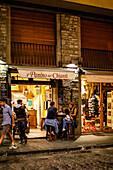 Panini restaurant, Panino del Chianti, Via De' Bardi, Florence, Italy, Toscany, Europe