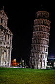 The leaning tower of Pisa, Piazza del Duomo, Pisa, Italy, Europe
