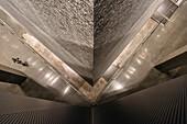Museum 9/11 Gedenkstätte, Manhattan, New York City, Vereinigte Staaten von Amerika, USA, Nordamerika