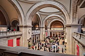 Atrium in the Metropolitan Museum of Art, 5th Ave, Manhattan, NYC, New York City, United States of America, USA, North America