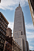 Empire State Building, 5th Ave, Manhattan, NYC, New York City, United States of America, USA, North America