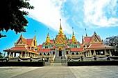 Wat Thang Sai, Thang Sai Temple, Ban Krut, Prachuap Khiri Khan Province, Thailand.