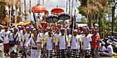 Panca Wali Krama, holy Celebration at Besakih temple every ten years, Bali, Indonesia
