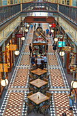 Adelaide Arcade on Rundle Mall in Adelaide, South Australia, Australia, Pacific