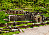 Tambomachay Ruins, Cusco Region, Peru, South America
