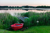 at the Selliner See, Rügen, Ostseeküste, Mecklenburg-Western Pomerania, Germany