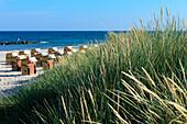 BEACH by Dierhagen, Fischland, Ostseeküste, Mecklenburg-Western Pomerania, Germany
