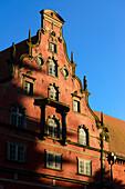 Schabbelhaus, Wismar, Ostseeküste, Mecklenburg-Vorpommern, Germany
