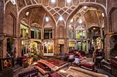 Bazaar of Tabriz, Iran, Asia